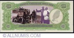 3 Dollars (300 Cents) 1999 A.