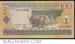 100 Francs 2003 (1. IX.)