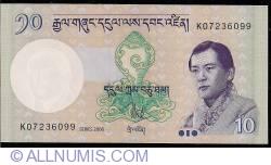 Image #1 of 10 Ngultrum 2006