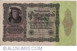 Image #1 of 50000 Mark 1922 (19. XI.)