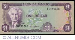 Imaginea #1 a 1 Dollar ND (1982-1986)