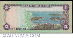 Imaginea #2 a 1 Dollar ND (1982-1986)