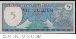 Image #1 of 5 Gulden 1982