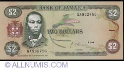 Imaginea #1 a 2 Dolari 1990 (1. I.)