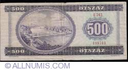 Imaginea #2 a 500 Forinţi 1990 (31. VII.)