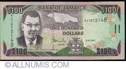 Imaginea #1 a 100 Dollars 2007 (15. I.)