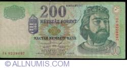 Imaginea #1 a 200 Forint 1998