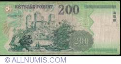Imaginea #2 a 200 Forint 1998