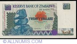 Image #1 of 20 Dollars 1997