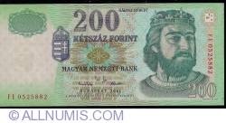 Imaginea #1 a 200 Forint 2001