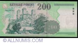 Imaginea #2 a 200 Forint 2001