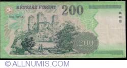 Imaginea #2 a 200 Forint 2003