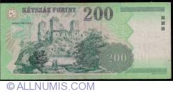 Imaginea #2 a 200 Forint 2004