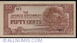 Image #1 of 50 Cents ND (1942)