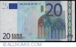 Image #1 of 20 Euro 2002 L (Finland)