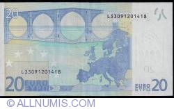 Image #2 of 20 Euro 2002 L (Finland)
