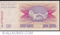 Imaginea #2 a 10 Dinara 1992 (1. VII.)