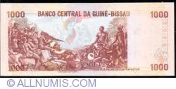 1000 Pesos 1993