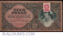 Imaginea #1 a 1000 Pengő 1945 (15. VII.)
