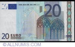 Imaginea #1 a 20 Euro 2002 E (Slovacia)