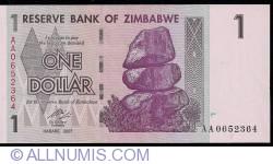 Imaginea #1 a 1 Dollar 2007
