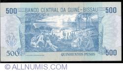 Imaginea #2 a 500 Pesos 1990
