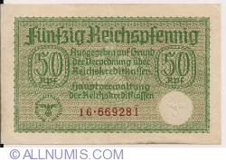 Image #1 of 50 Reichspfennig ND(1940-1945)