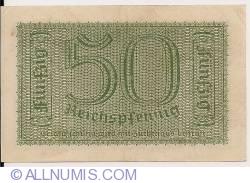 Image #2 of 50 Reichspfennig ND(1940-1945)