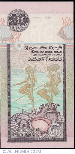 20 Rupees 2005 (19. XI.)