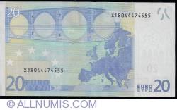 Image #2 of 20 Euro 2002 X (Germany)