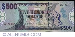 Imaginea #1 a 500 Dollars ND (2002)