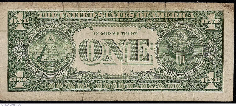1985 series 1 dollar bill : November in new york movie