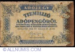 Imaginea #1 a 10,000,000 (Tizmillio) Adopengo 1946