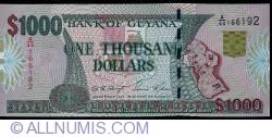 Imaginea #1 a 1000 Dollars ND (2000)