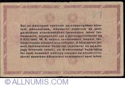 Imaginea #2 a 100.000 (Egyszázezer) Adópengö 1946 (28. V.)