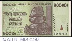 Imaginea #1 a 200 Million Dollars 2008