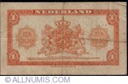 Image #2 of 1 Gulden 1943 (4. II.)