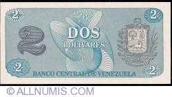 Image #2 of 2 Bolivares 1989 (5. X.)