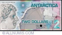Image #1 of 2 Dollars 2007 specimen