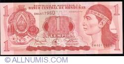 1 Lempira 1994 (12. V.)