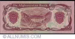 100 Afghanis 1979 (SH 1358 - ١٣٥٨)