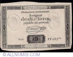 Image #1 of 10 Livres 1792