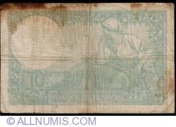 Imaginea #2 a 10 Franci 1940 (28. XI.)