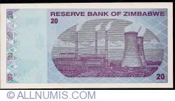 Imaginea #2 a 20 Dolari 2009