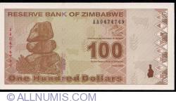 Imaginea #1 a 100 Dolari 2009