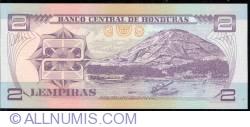 Image #2 of 2 Lempiras 2006 (13. VI.)