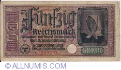 Image #1 of 50 Reichsmark ND(1940-1945)