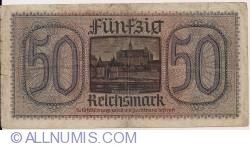 Image #2 of 50 Reichsmark ND(1940-1945)