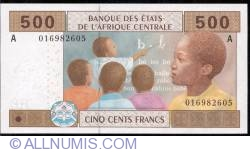 Image #1 of 500 francs 2002 A, sign Jean Félix Mamalepot