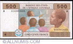 Image #1 of 500 Francs 2002